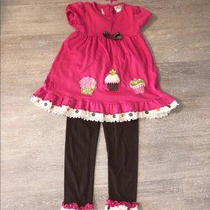 Rare edition size 5 boutique outfit